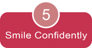 Smile confidently – will leave with desired smile