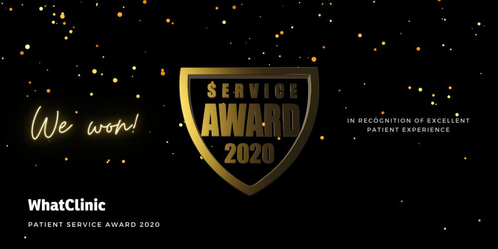 Patient Service Awards 2020