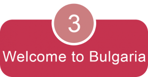 Welcome to Bulgaria – a personal meeting at the airport and transfer to hotel
